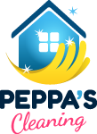 Peppa's Cleaning Logo